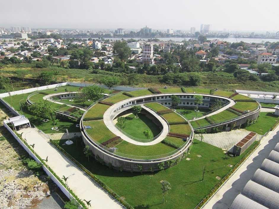 Mê đắm vẻ đẹp ngôi trường Việt cho con công nhân thu nhập thấp lọt top công trình đẹp nhất thế giới